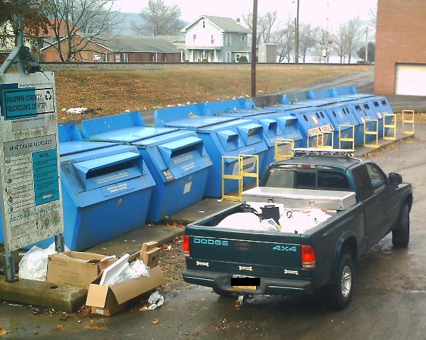 Illegal Dump Free PA