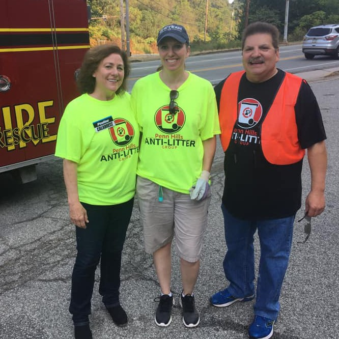 COMM PRIDE_Allegheny County – Penn Hills Anti Litter Group 6-square